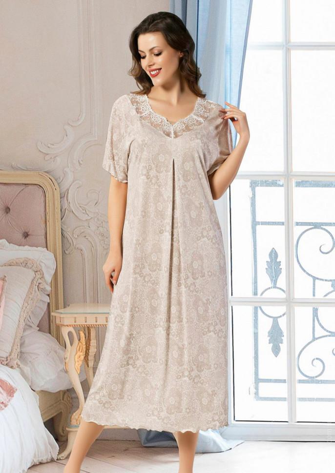 8e756d7676b8d51 Ночная рубашка Mariposa 3105 купить в интернет-магазине Homtex